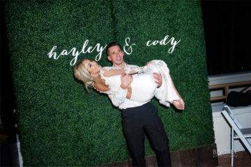 Real Weddings, Hayley & Cody, WeddingCompass.com